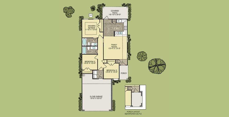 Roosevelt floorplan