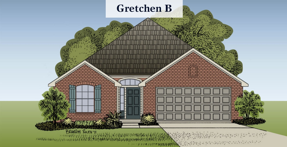 Gretchen B elevation
