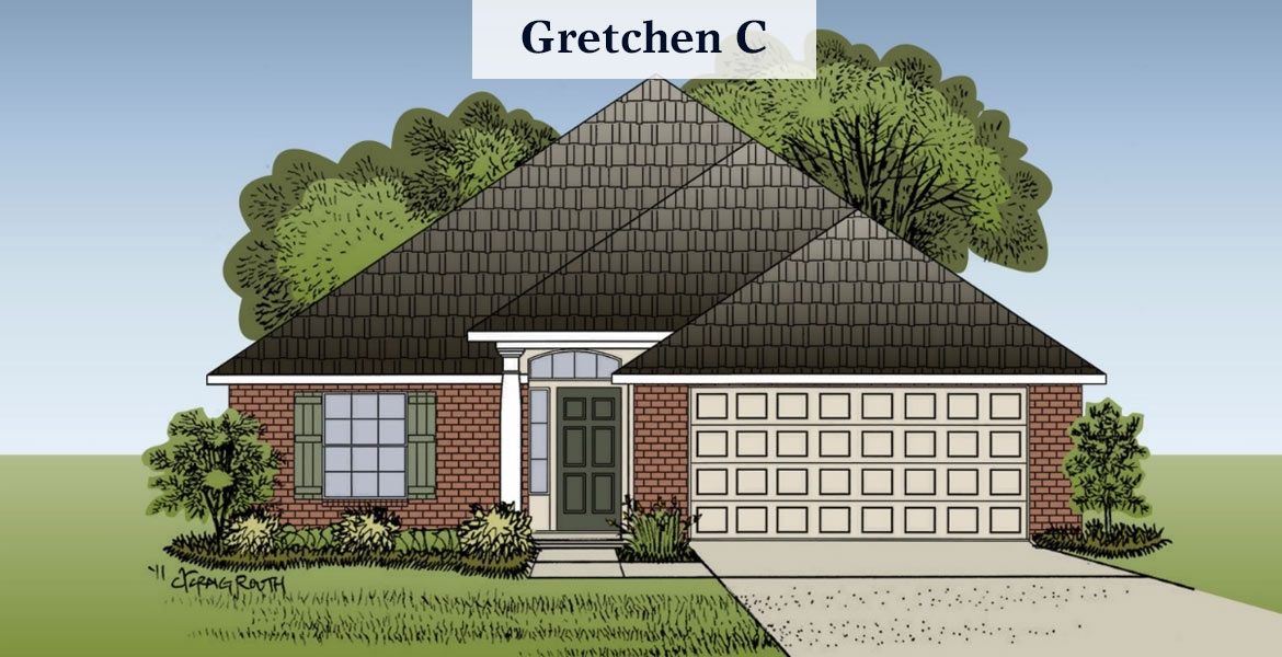 Gretchen C elevation