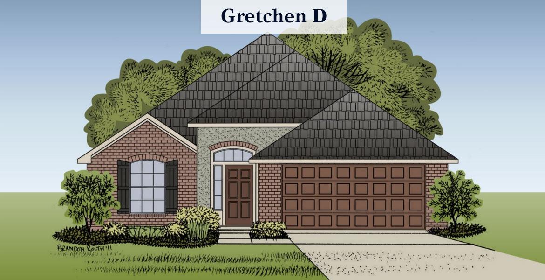 Gretchen D elevation