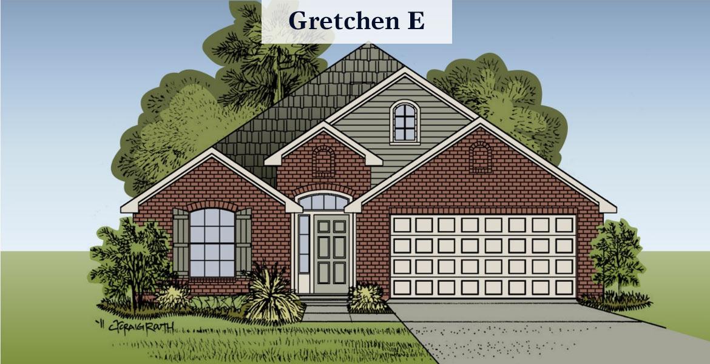 Gretchen E elevation