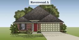 Ravenwood A elevation