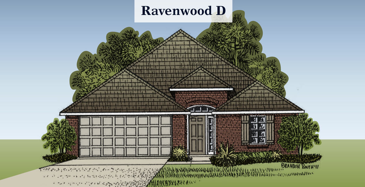 Ravenwood D elevation