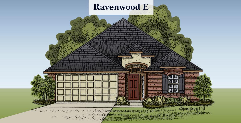 Ravenwood E elevation