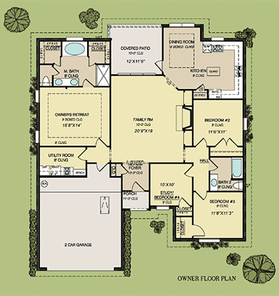 Abby floorplan