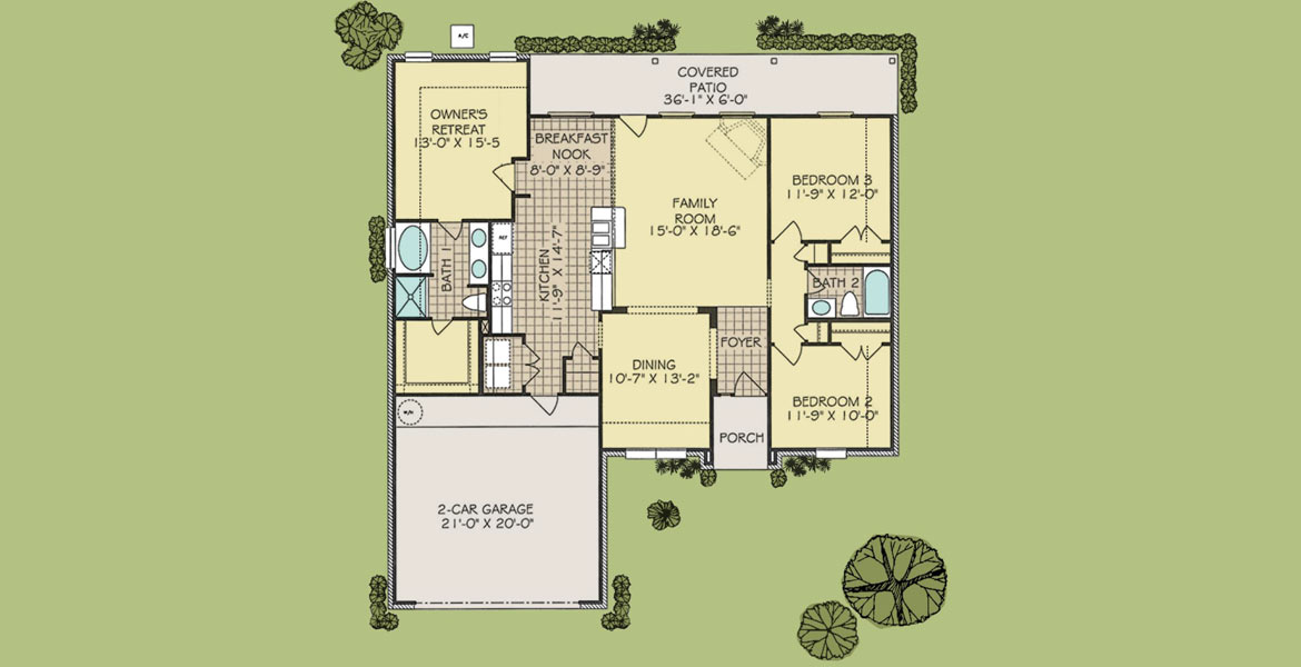 Bankston floorplan