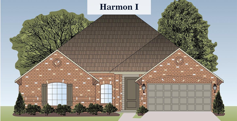 Harmon elevation 1