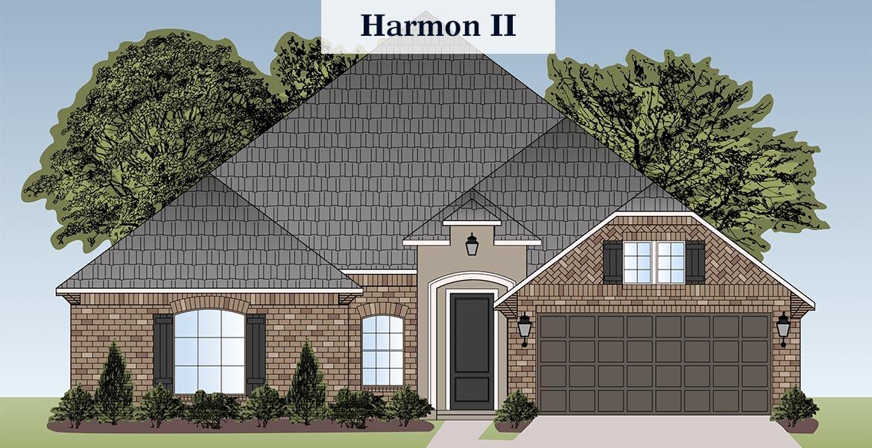 Harmon elevation 2