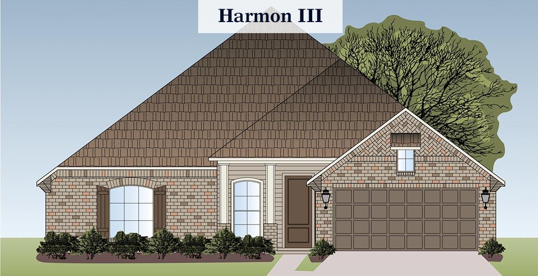 Harmon elevation 3