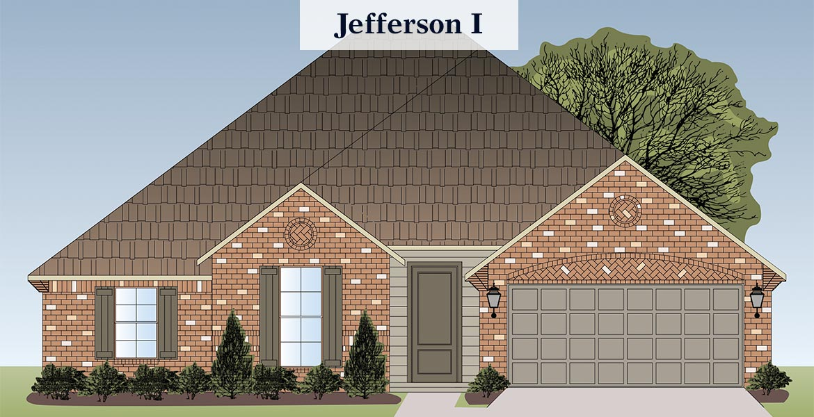 Jefferson 1 floorplan