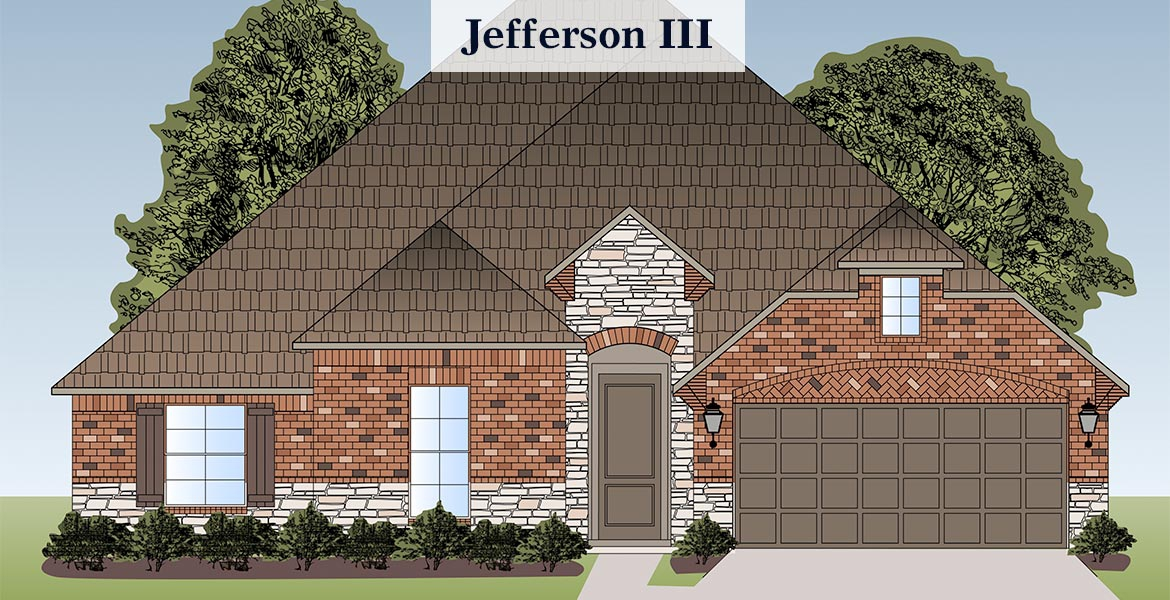 Jefferson 3 floorplan
