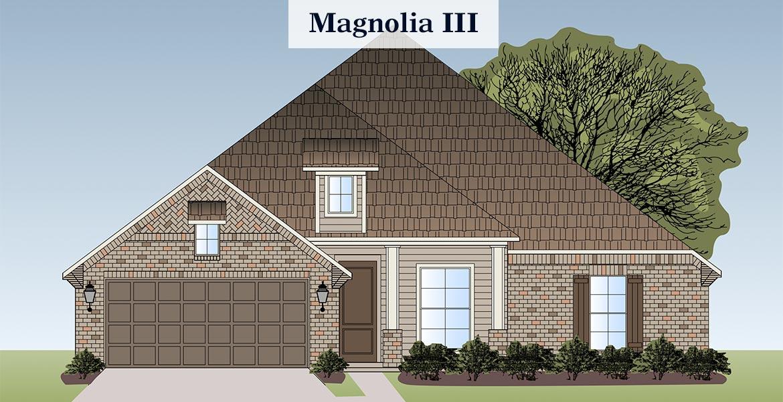 Magnolia floorplan 3