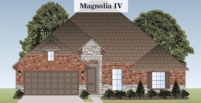 Magnolia floorplan 4