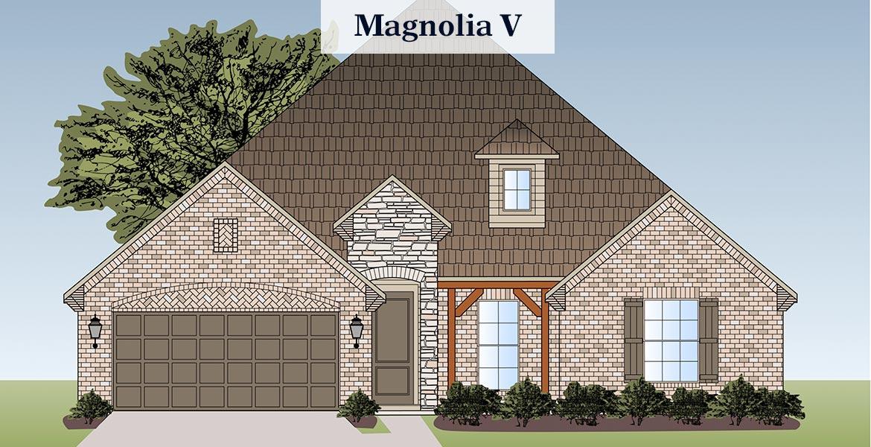 Magnolia floorplan 5