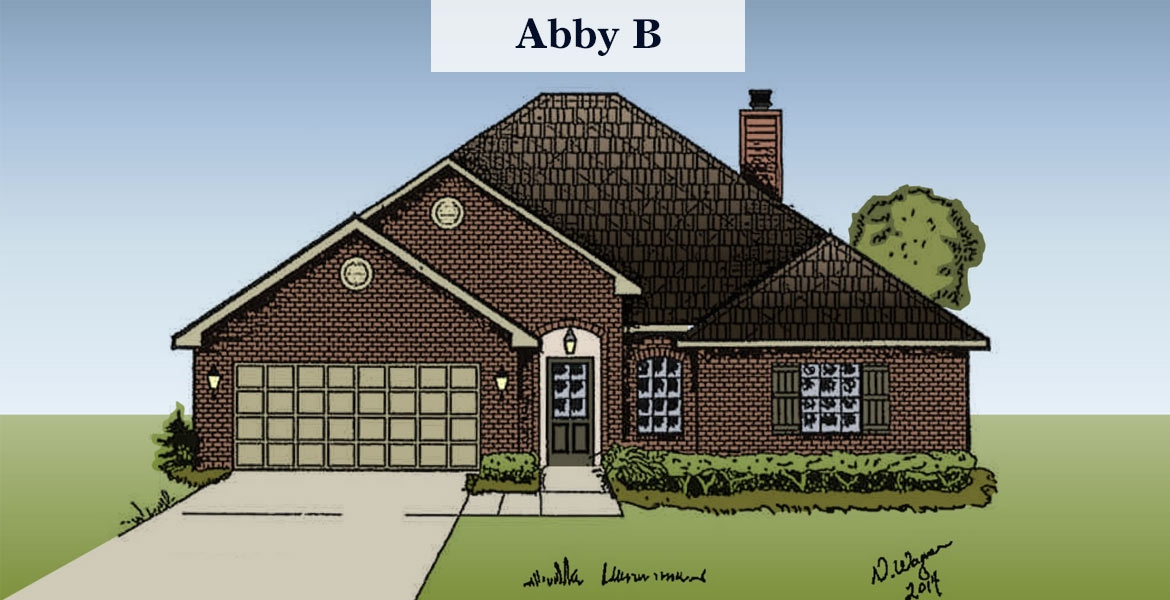 Abby floorplan B
