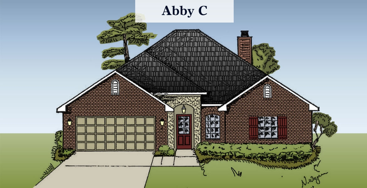 Abby floorplan C