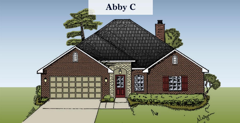 Abby floorplan C