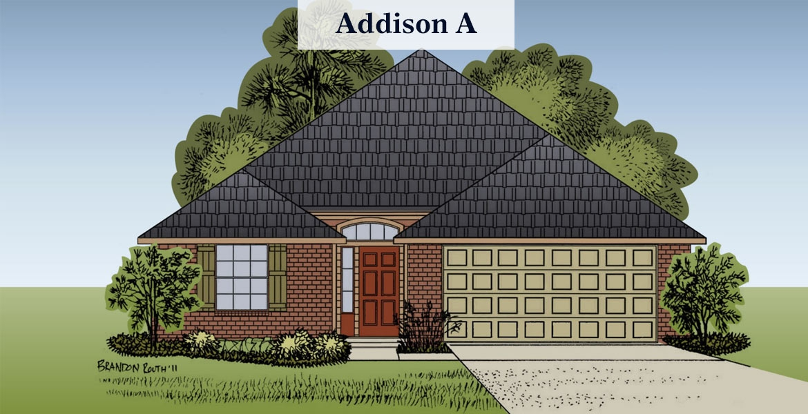 Addison A elevation