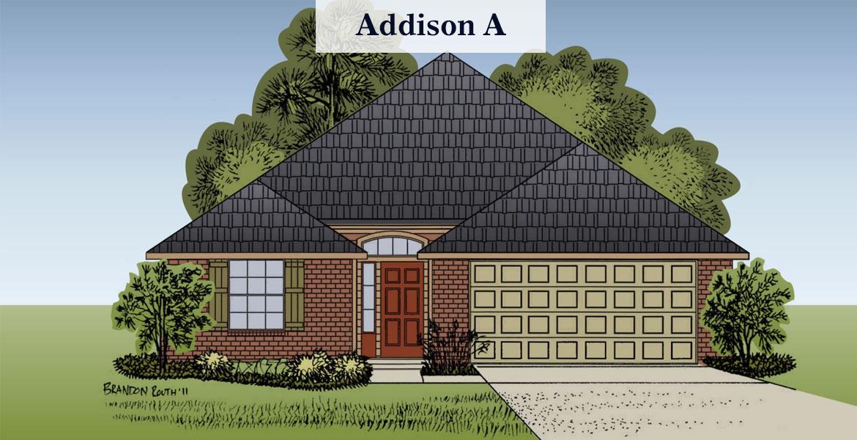 Addison A elevation