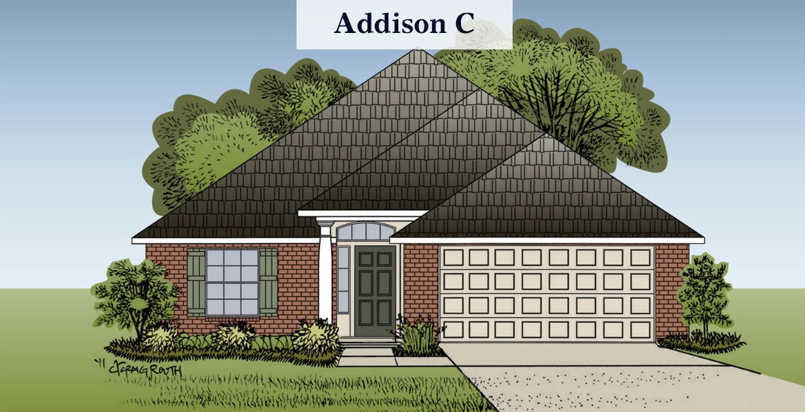Addison C elevation