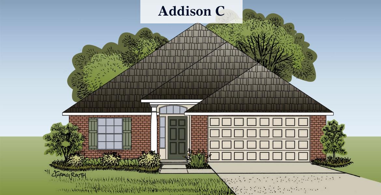 Addison C elevation