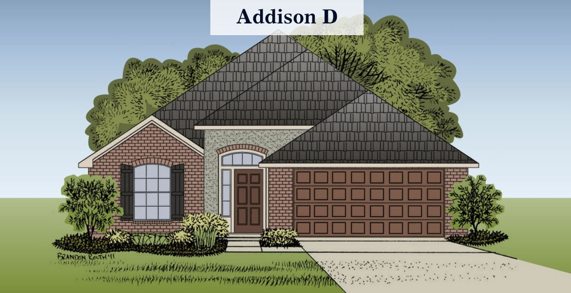 Addison D elevation