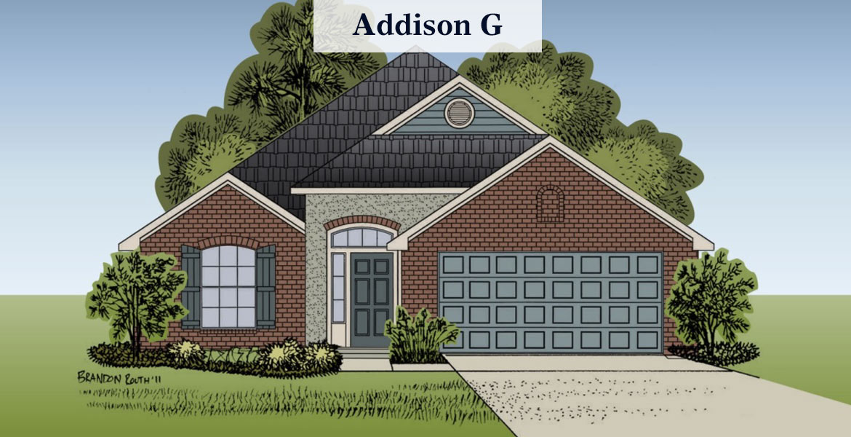 Addison G elevation
