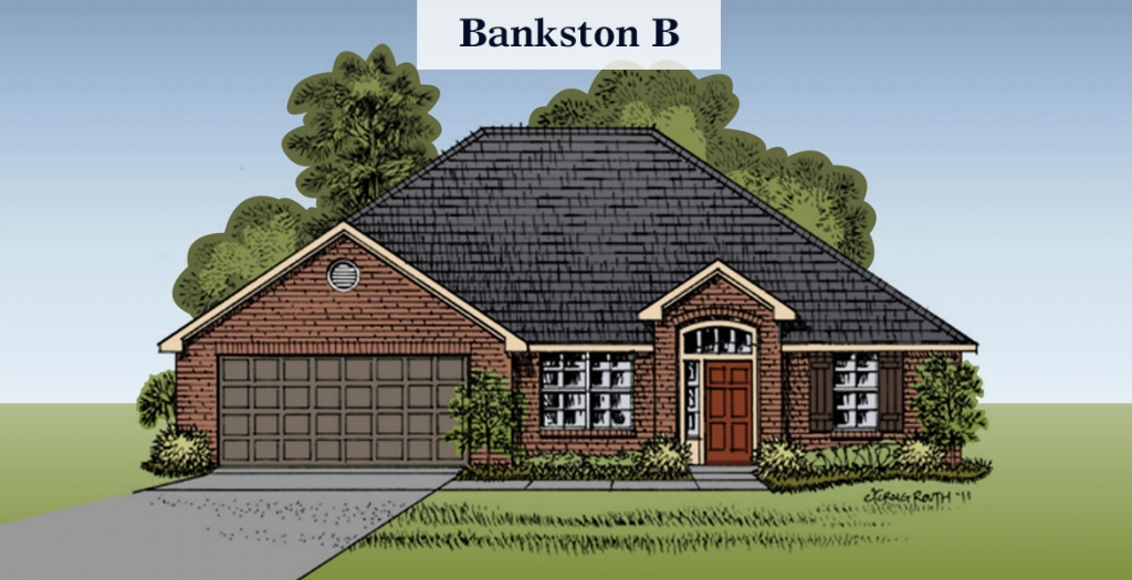 Bankston floorplan B