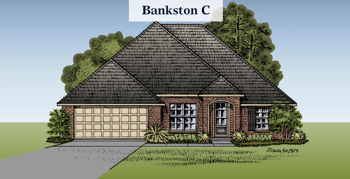 Bankston floorplan C