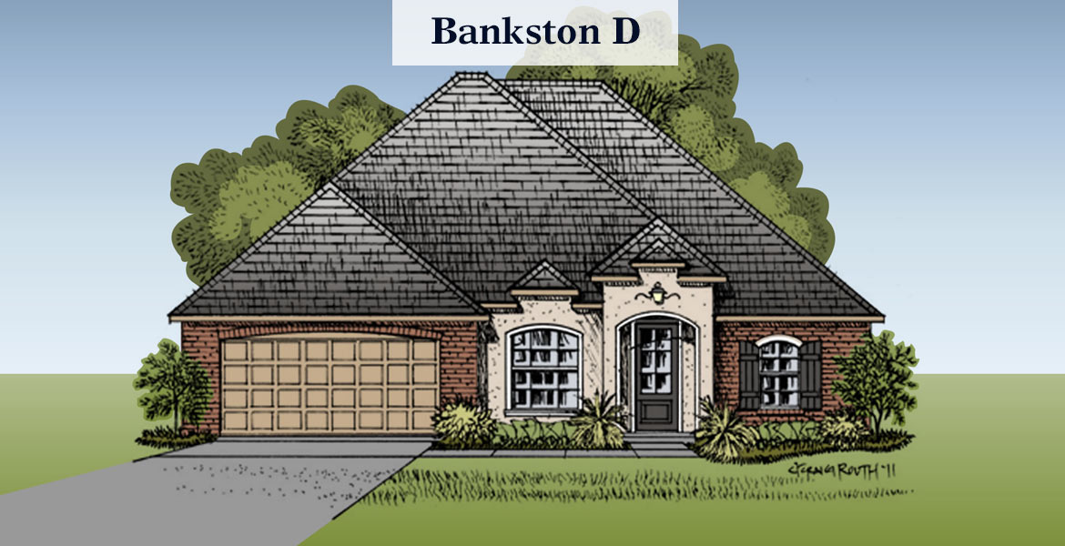 Bankston floorplan D
