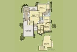 Jefferson Bonus floorplan small