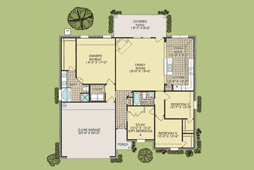 Magnolia floorplan small