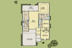 Ravenwood floorplan small