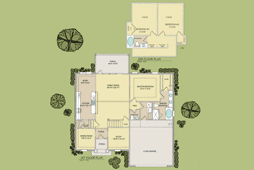 Sabal floorplan small