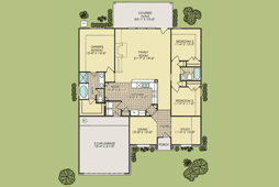 Tiara floorplan small