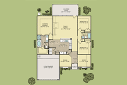 Tiara floorplan thumb
