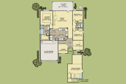 Tiara bonus floorplan small