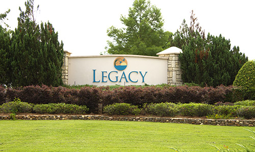 Legacy front