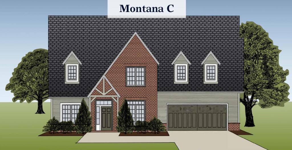 Montana C elevation