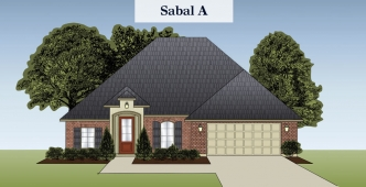 Sabal floorplan A