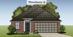 Thornberry A elevation