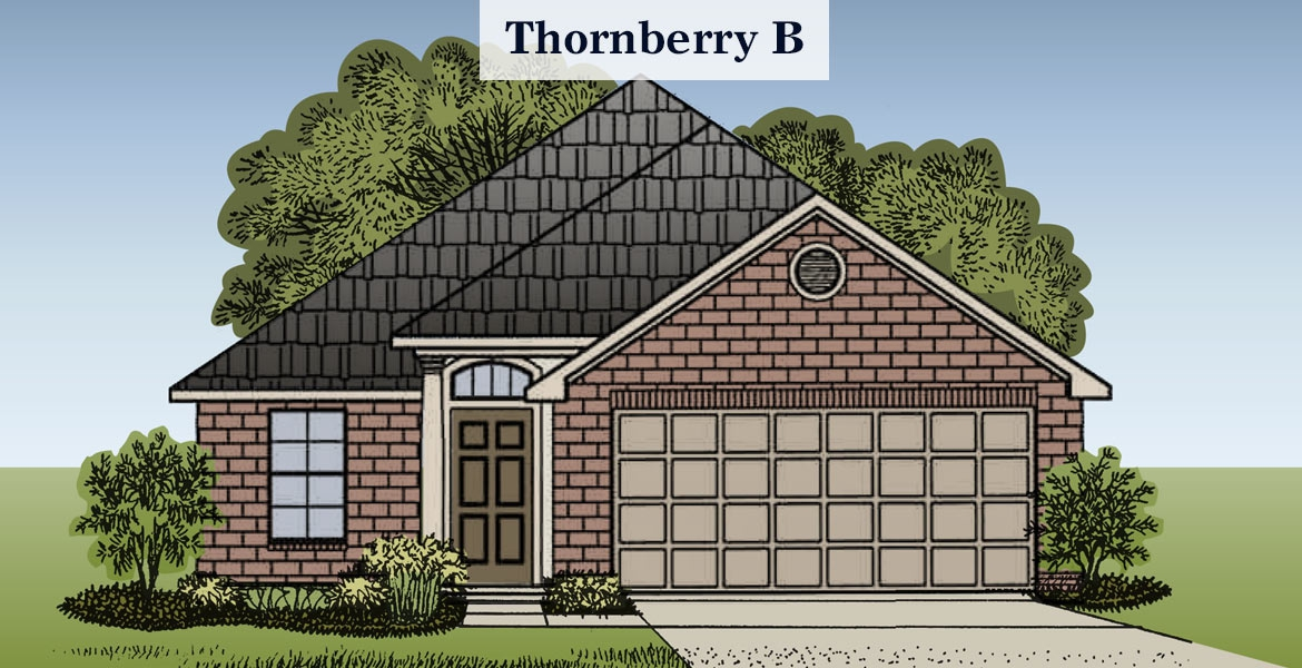 Thornberry B elevation