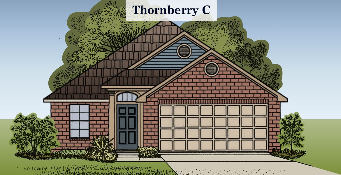 Thornberry C elevation