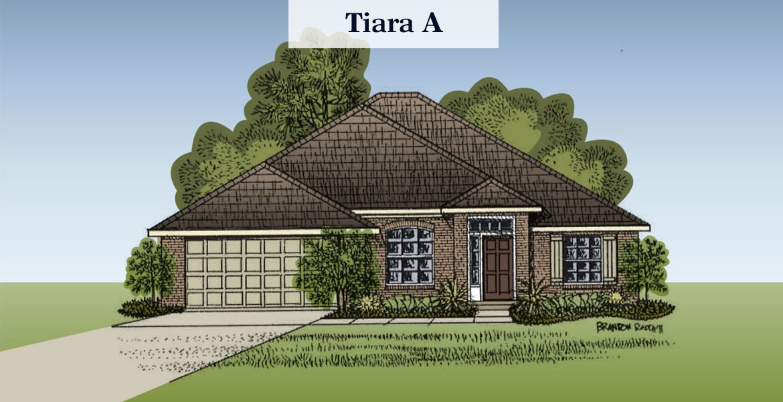 Tiara floorplan A