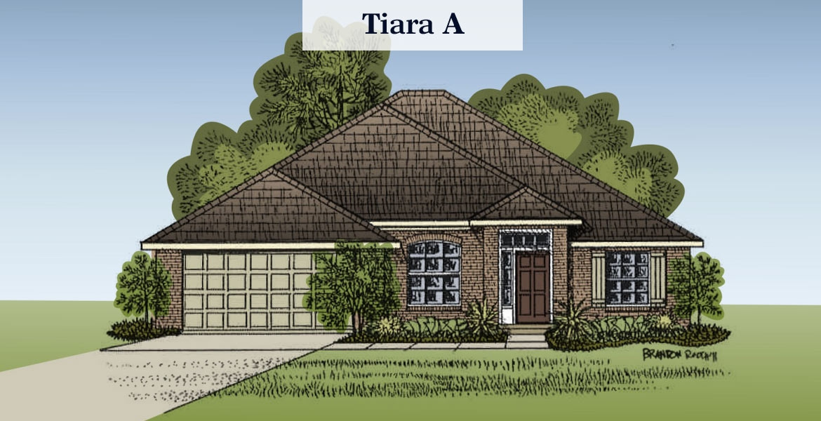 Tiara A elevation