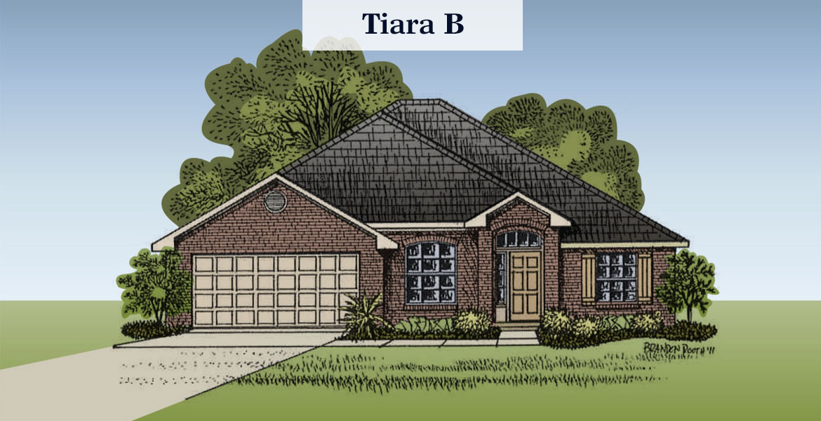 Tiara floorplan B