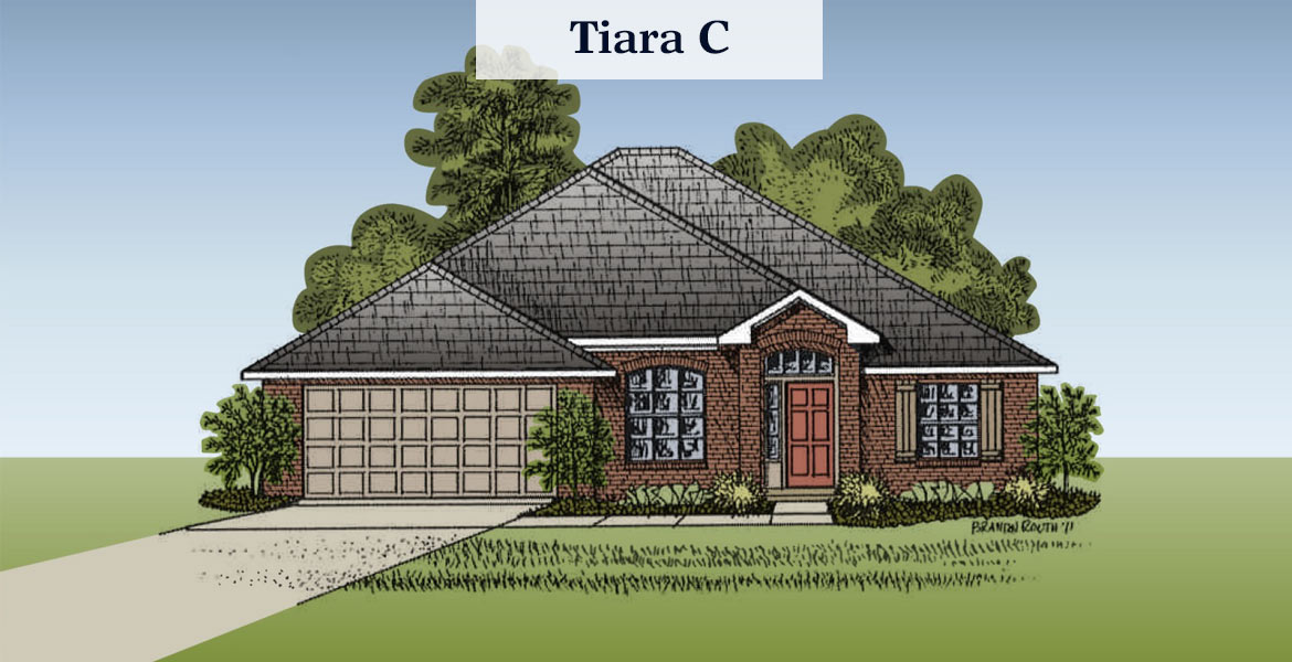 Tiara floorplan C