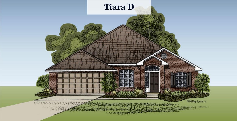 Tiara floorplan D