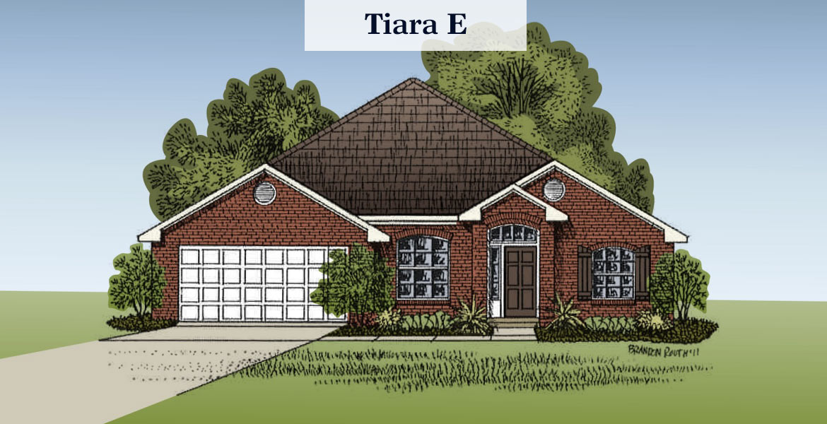 Tiara floorplan E