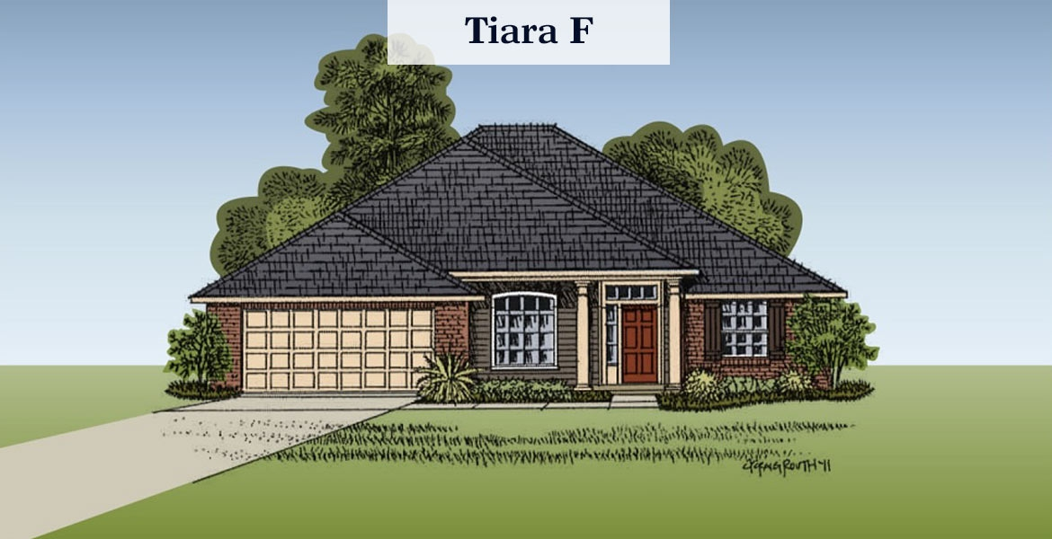 Tiara F elevation